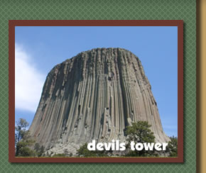 Photo of Devils Tower
